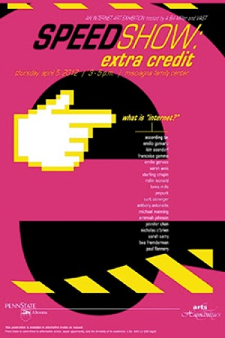 Speed Show: Extra Credit