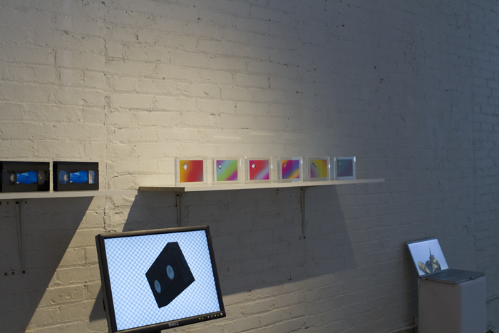 Hashtag D, installation view