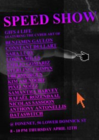 "Speed Show – ""GIFS 4 LIFE"""